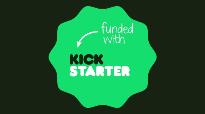 Creative Disturbance Kickstarted