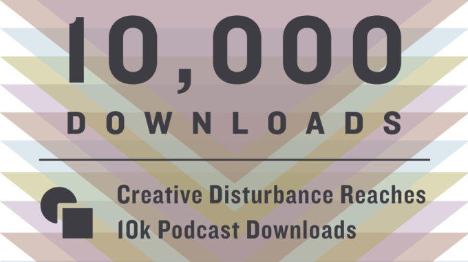 10,000 Podcast Downloads!