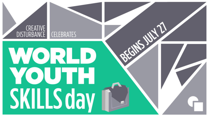 Call for Podcasts Celebrating World Youth Skills Day!