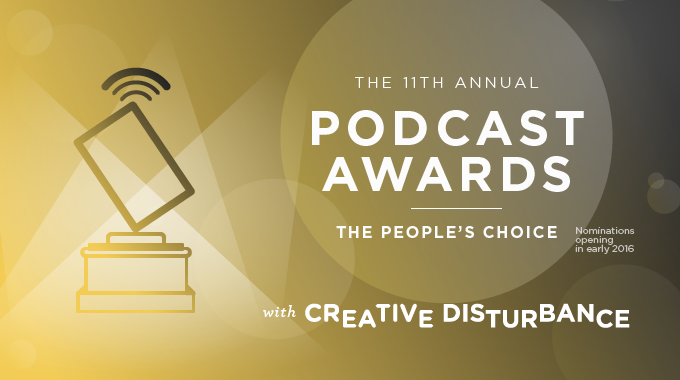 Announcing openings to submit to the Annual Podcast Awards!